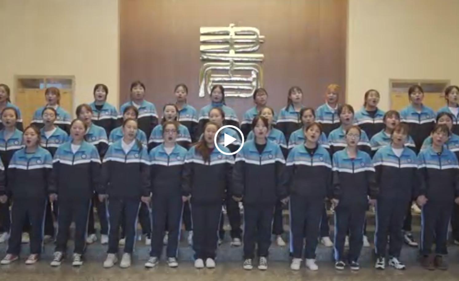 凤凰弦歌合唱团献唱教师节