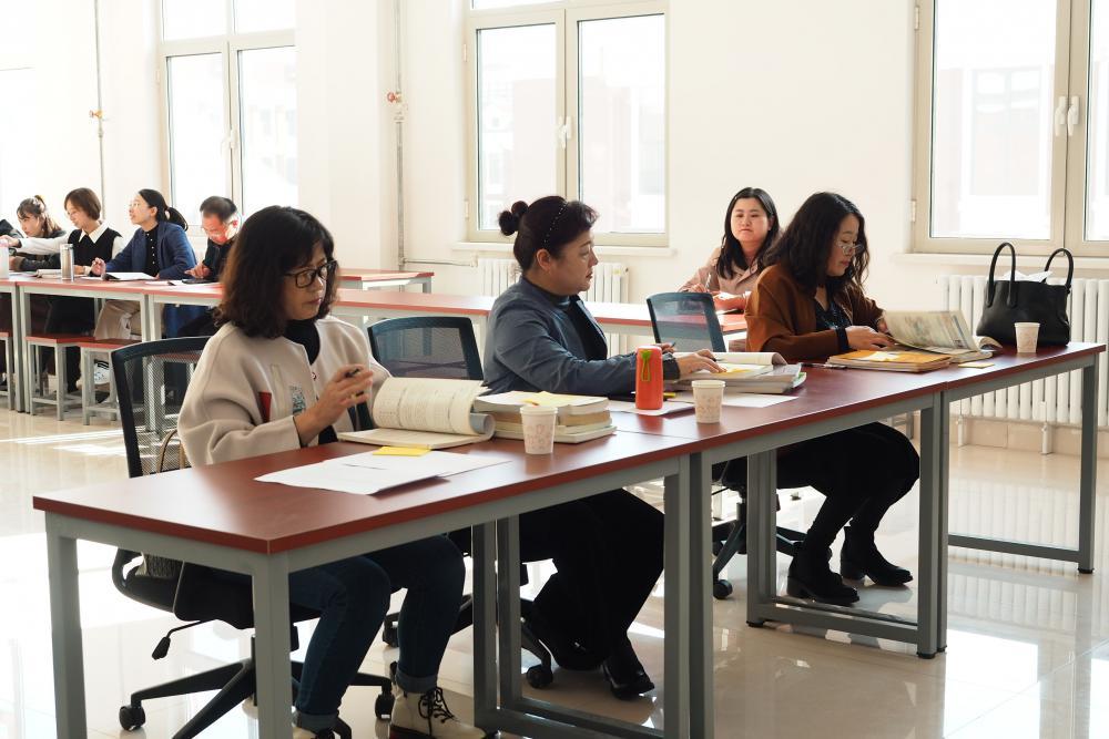 高校教师资格证模拟面试与系部教研活动
